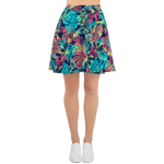 Tropical Flare Skirt