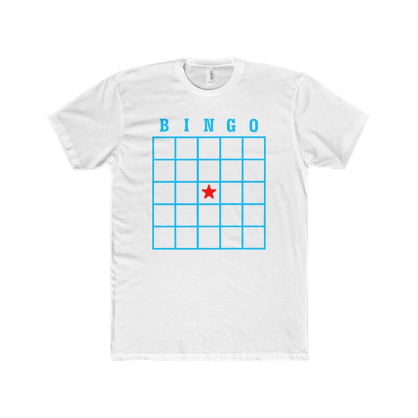 Bingo Game Shirt, Next Level Unisex Tee