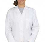 Custom Embroidered Knee Length Lab Coat