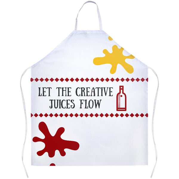 Creative Juices Apron
