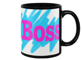 Lady Boss Neon Color Changing Mug
