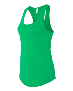 Custom Next Level 1533 Women's Ideal Racerback Tank