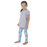 Kid's Tropical Leggings