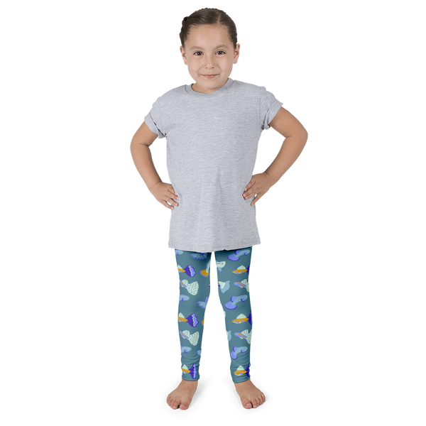 Kid's Fish Leggings