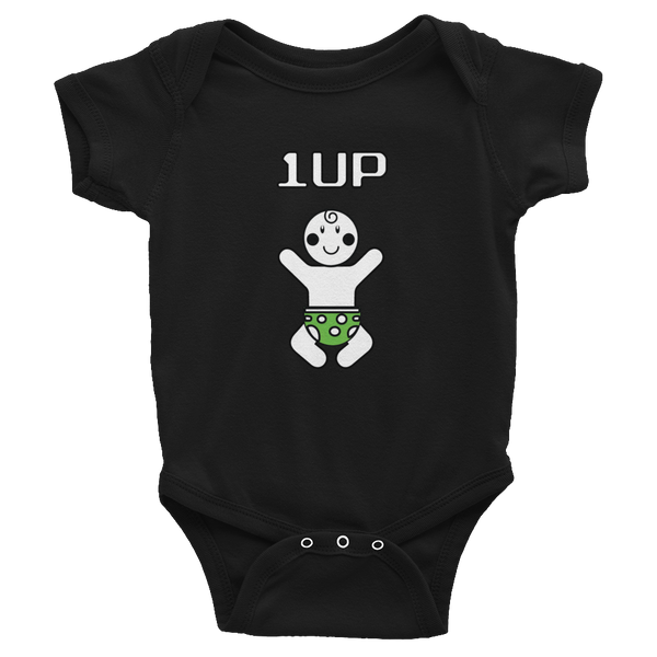 Video Game Infant Bodysuits