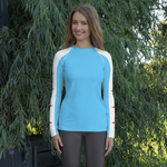 Custom Women's Long Sleeve Rash Guard