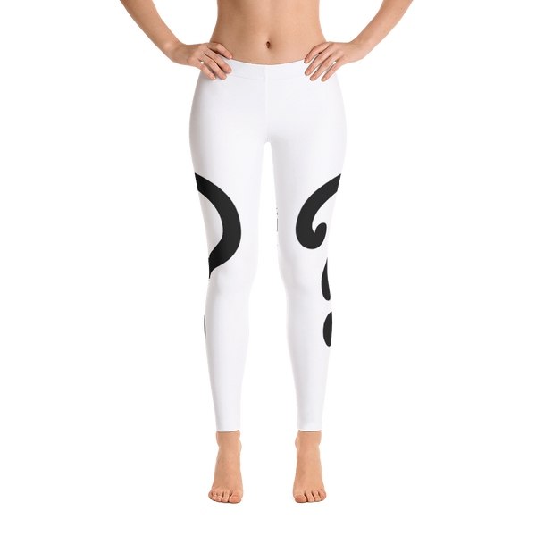 Ask Questions Leggings