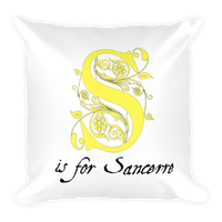 Sancerre Throw Pillow