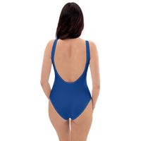 Corona 2020, Year of the Mask One Piece Swimsuit