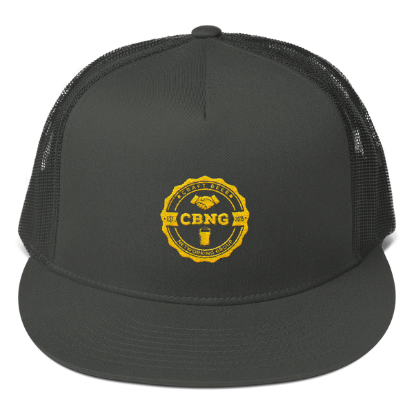 Custom Mesh Back Snapback Hat