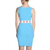 Chicago Flag Dress