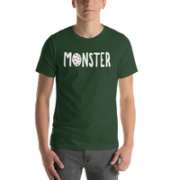 Monster Short-Sleeve Unisex T-Shirt
