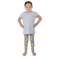 Kid's Banana Leggings
