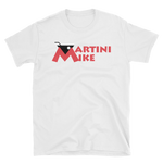 Martini Mike Short-Sleeve Unisex T-Shirt