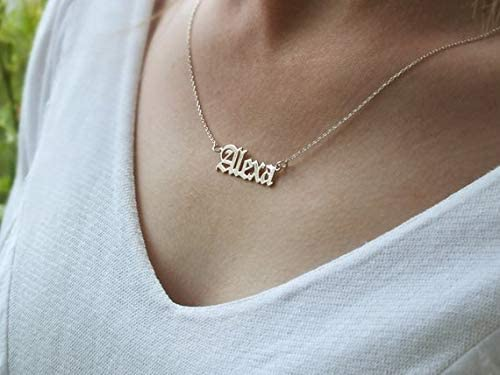 Custom Choker and Personalized Necklaces