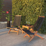 patio rope chairs