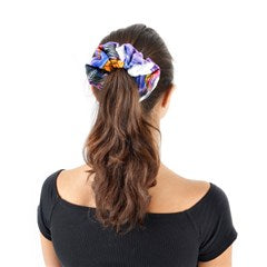 Custom Velvet Scrunchie