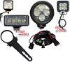 Led Heavy Duty Work lights and Accessories