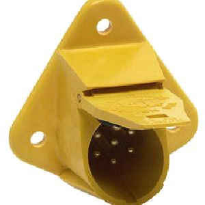 7-13 pole Trailer Socket Connector Cole Hersee 12300 81356 - utilitytruckparts