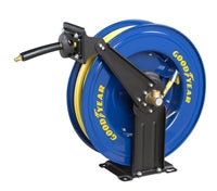 "GOODYEAR 46731 3/8"" X 50' Retractable Air Hose Reel - utilitytruckparts"