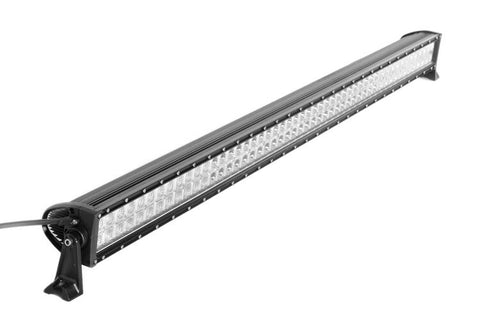 52 inch Cree LED 6D Glass Optic Light Bar Flood Spot Combination - utilitytruckparts