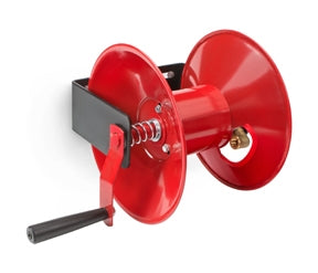 Hand Crank Air Hose Reel (50 ft. Capacity) - utilitytruckparts