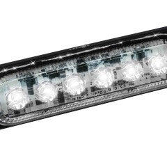Slim Strobe Clear - utilitytruckparts