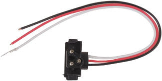 3 Wire 90 Degree Pig Tail for Red Brake and Turn lights - utilitytruckparts