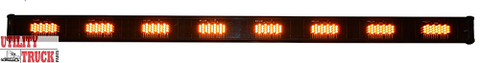 47 Inch Long Amber Led Traffic Director with 15ft Cable - utilitytruckparts