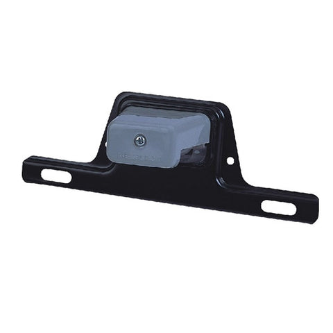Incandescent License Plate Light with Bracket - utilitytruckparts