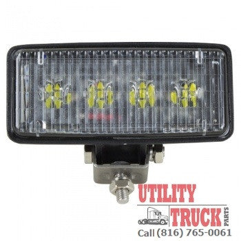 20W LED Trapzoid Tractor Flood Worklight Blazer CWL509 - utilitytruckparts