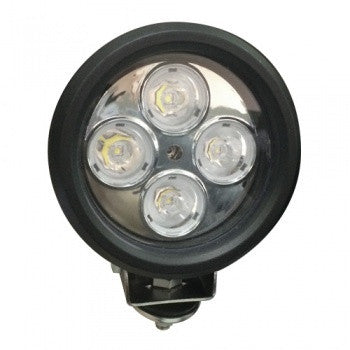 4 Inch Round LED Spot Worklight C3080K-CWL510 - utilitytruckparts
