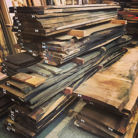 English Woodlands Timber Boards