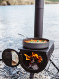 The Frontier Plus Stove
