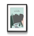 Art Print - Take the Road Less Travelled