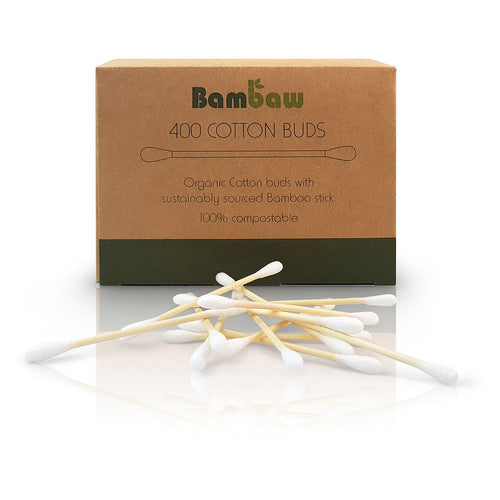 Plastic Free Cotton Buds