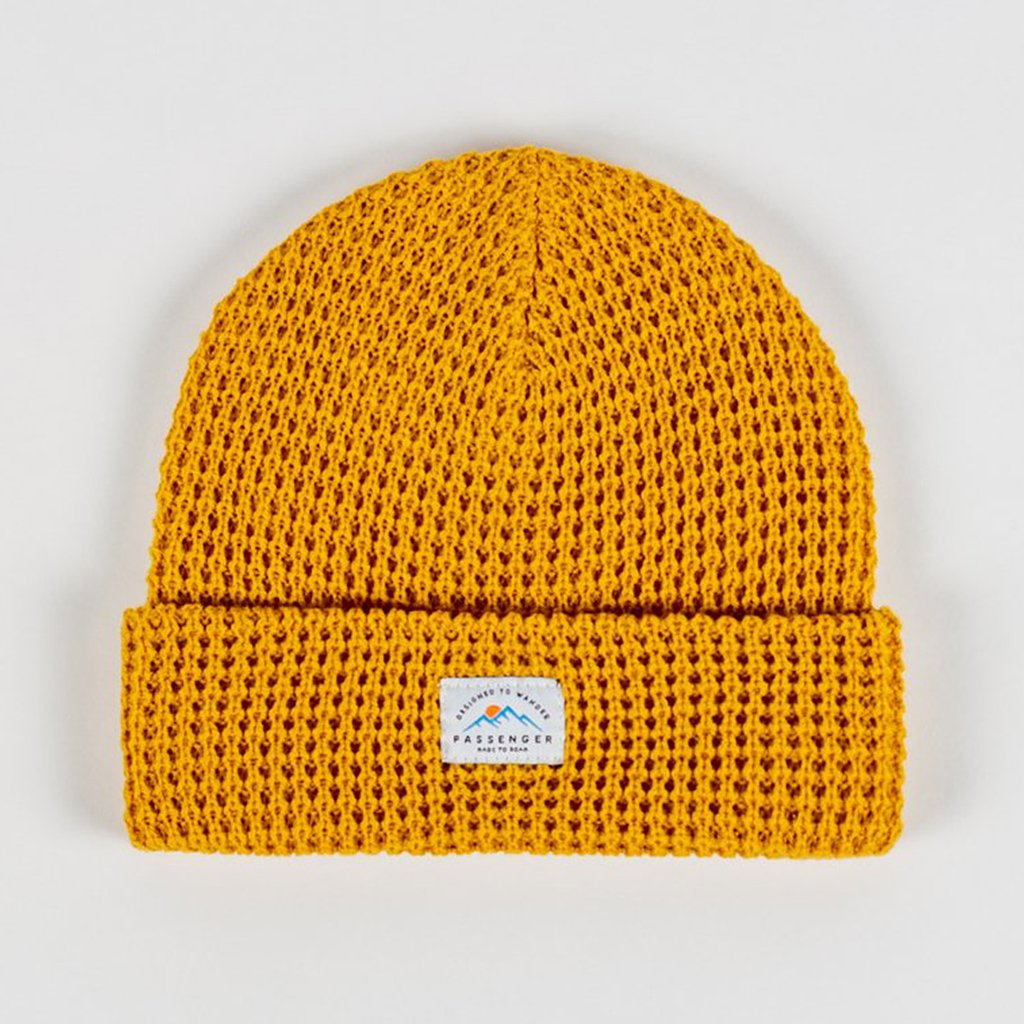Skillet Beanie - Golden Yellow