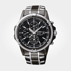 Men Watch-Black