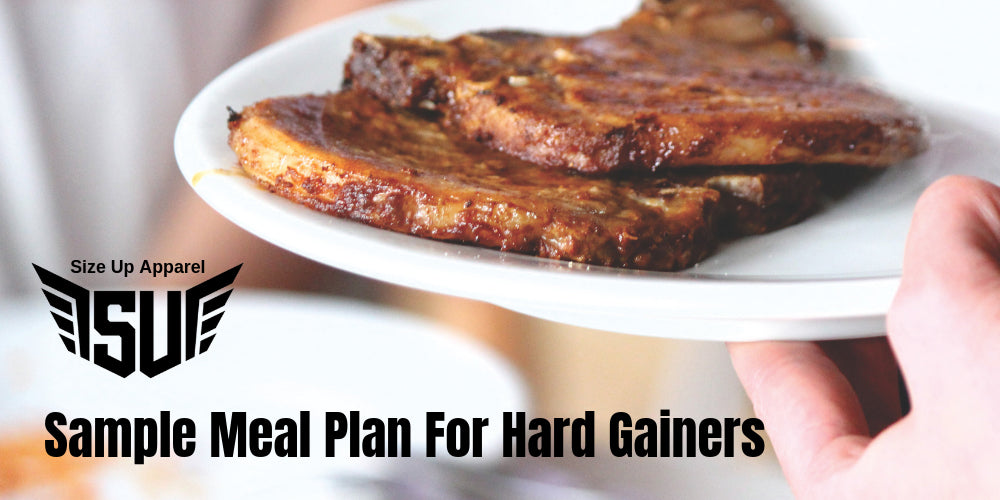 Sample Meal Plan For Hard Gainers