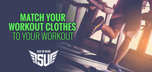 Match Your Workout Clothes to Your Workout