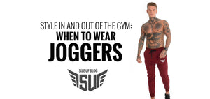 When to Wear Joggers