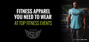 Fitness Apparel You Need to Wear