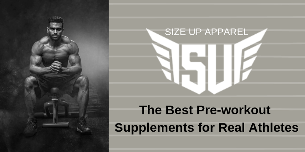 The Best Pre-workout Supplements for Real Athletes