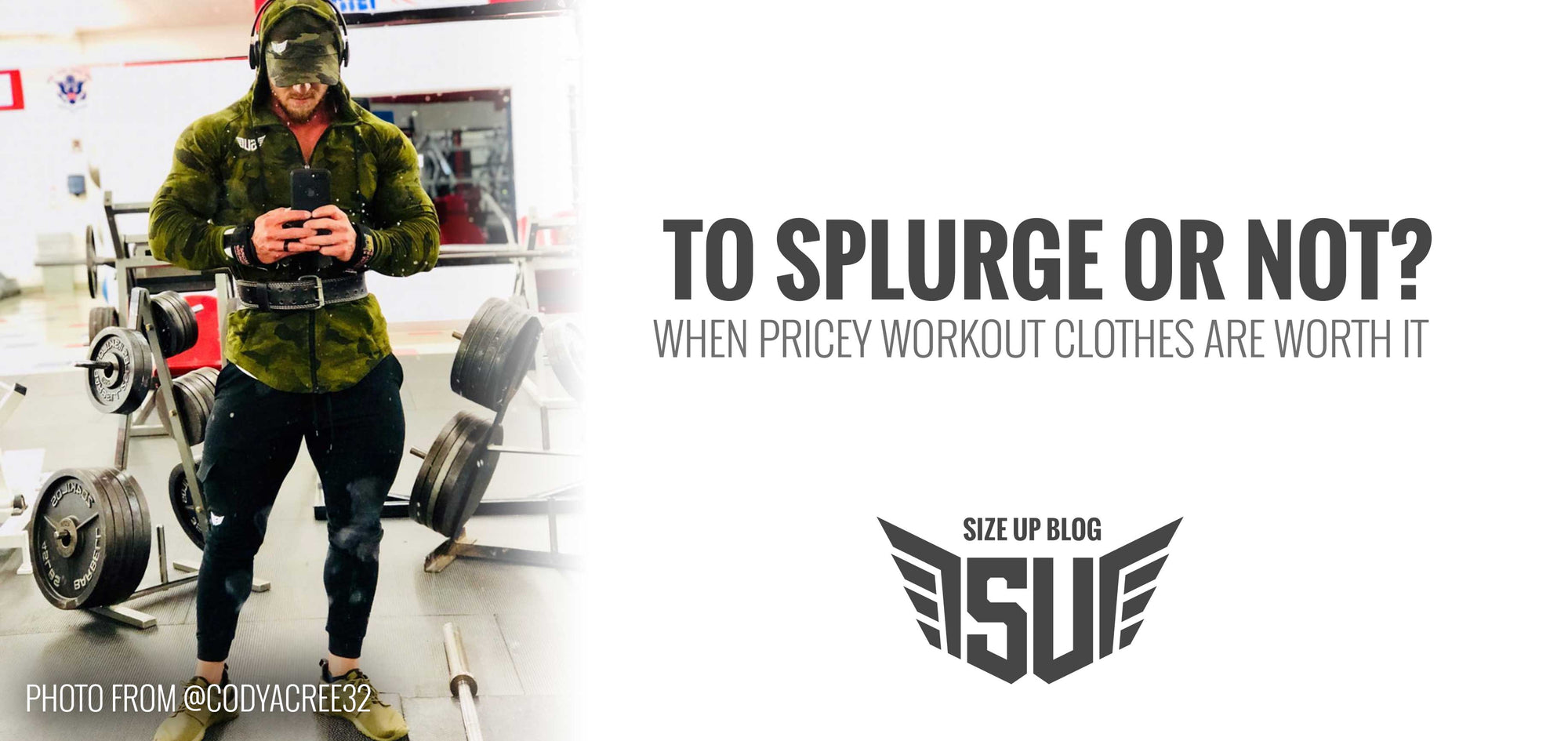 To Splurge or Not? When Pricey Workout Clothes Are Worth It