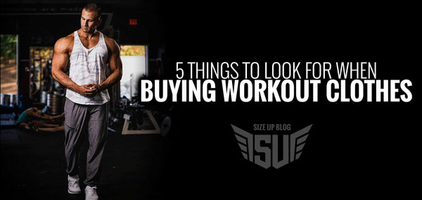 5 Things to Look for When Buying Workout Clothes