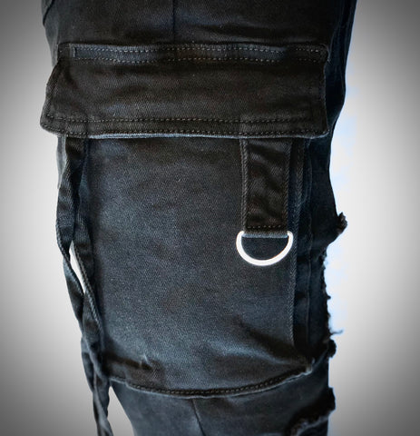 A Cargo Pocket on both sides