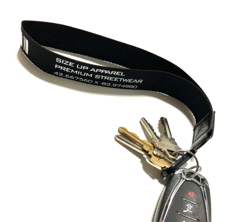 size up Key Chain