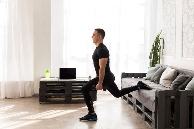 Home Workouts: 5 Leg Workouts You Can Do in 10 Minutes ...