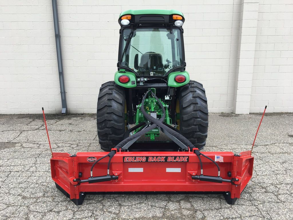 10ft Tractor Backblade