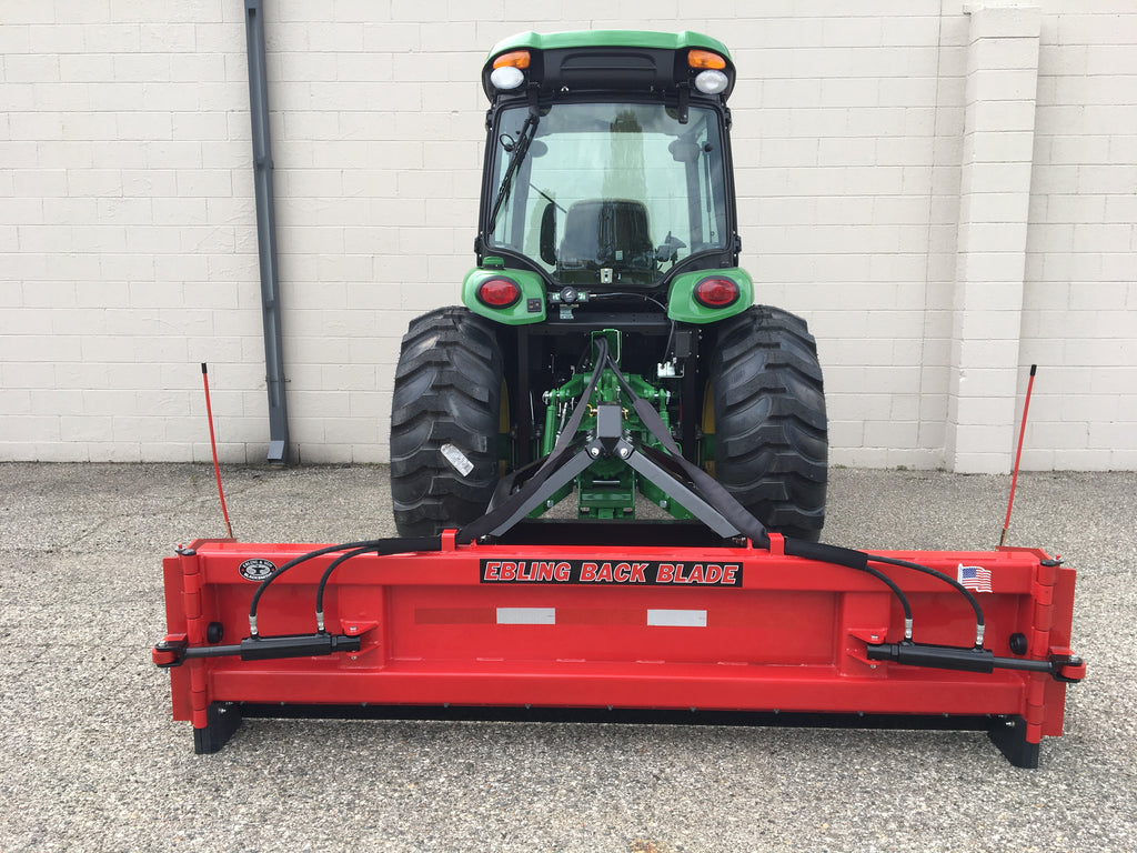 12ft Tractor Backblade